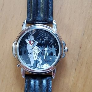 Bugs Bunny Mel Blanc Talking Watch RARE